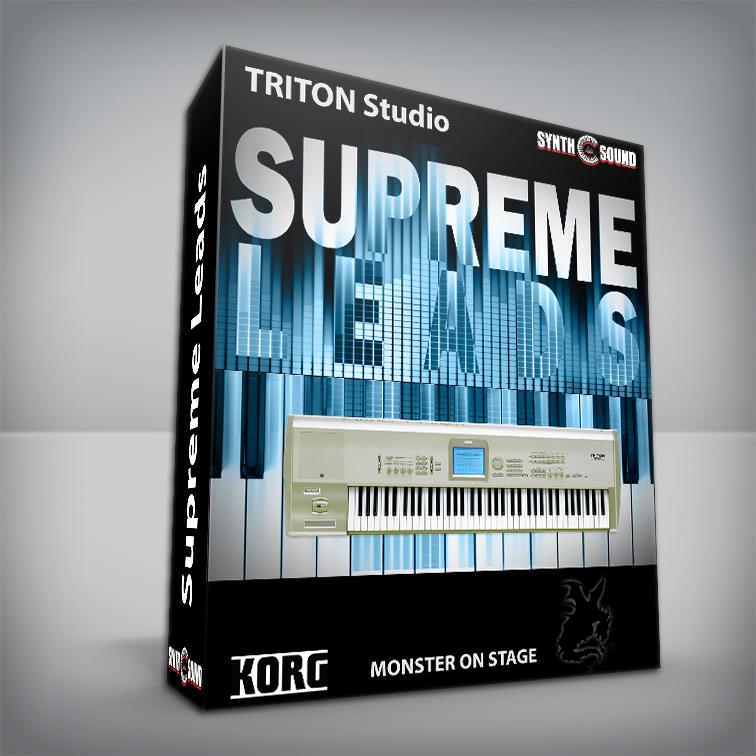 Supreme Leads - Korg Triton STUDIO