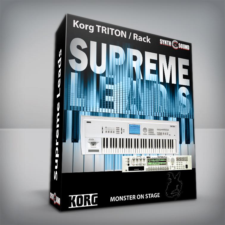 Supreme Leads - Korg Triton CLASSIC / Rack