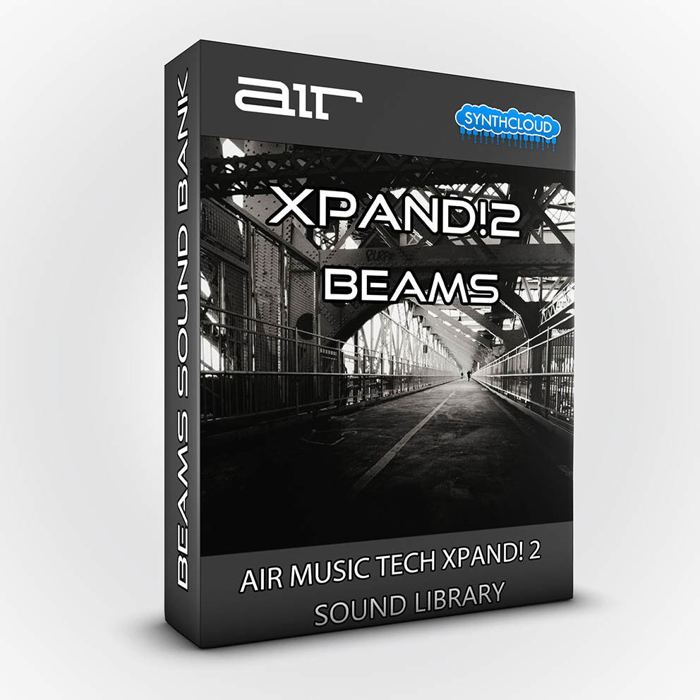 SCL156 - Beams XP - Air Music Tech Xpand!2 2
