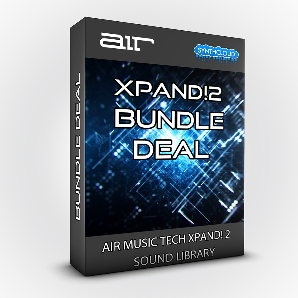 SCL135 - Xpand!2 Bundle Deal  - Air Music Tech Xpand!2 2