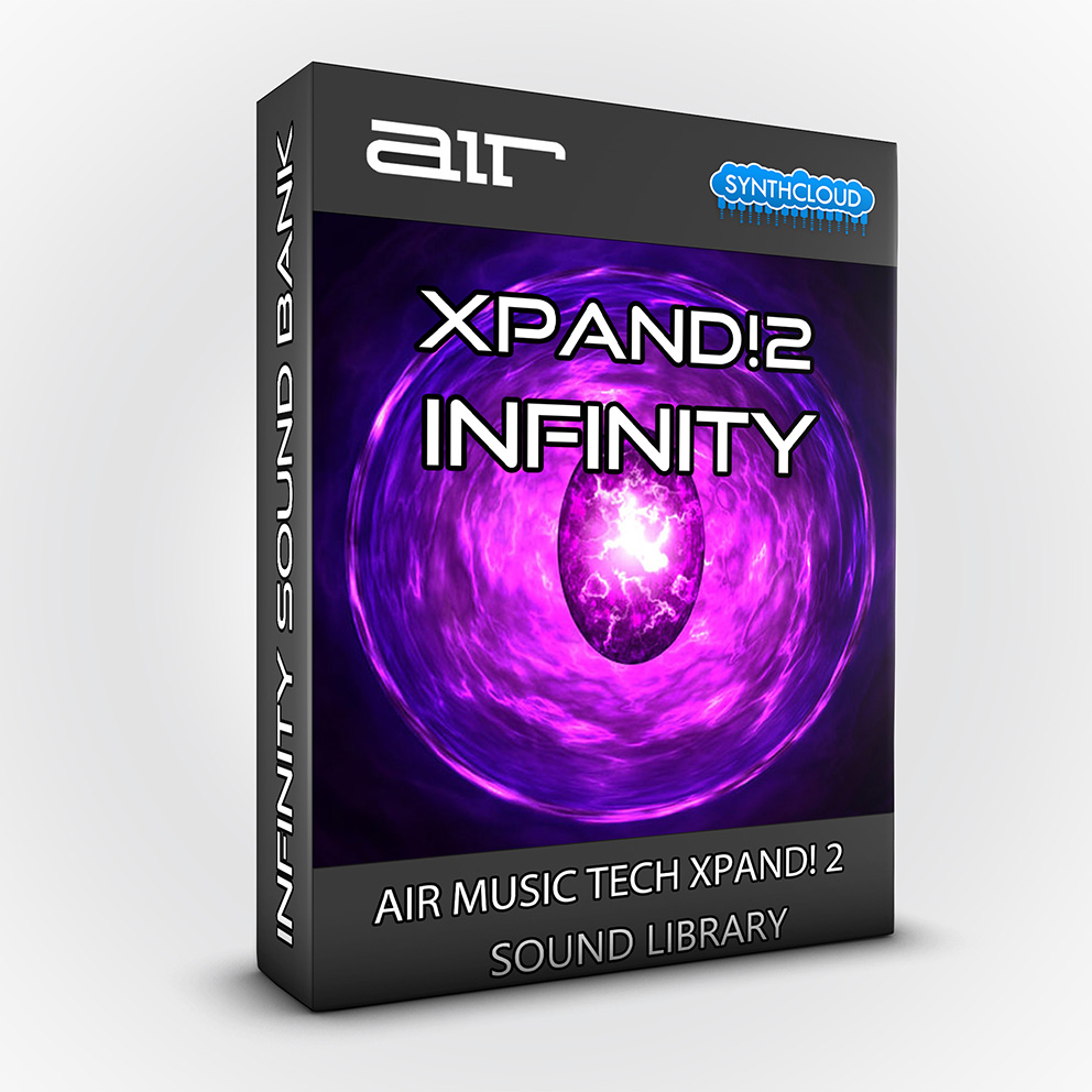 SCL147 - Xpand!2 Infinity - Air Music Tech Xpand!2 2