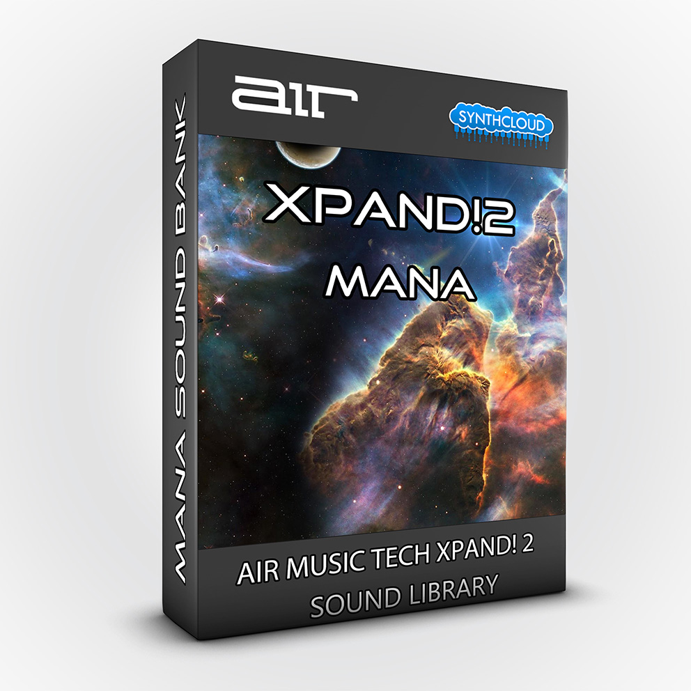 SCL151 - Xpand!2 Mana - Air Music Tech Xpand!2 2