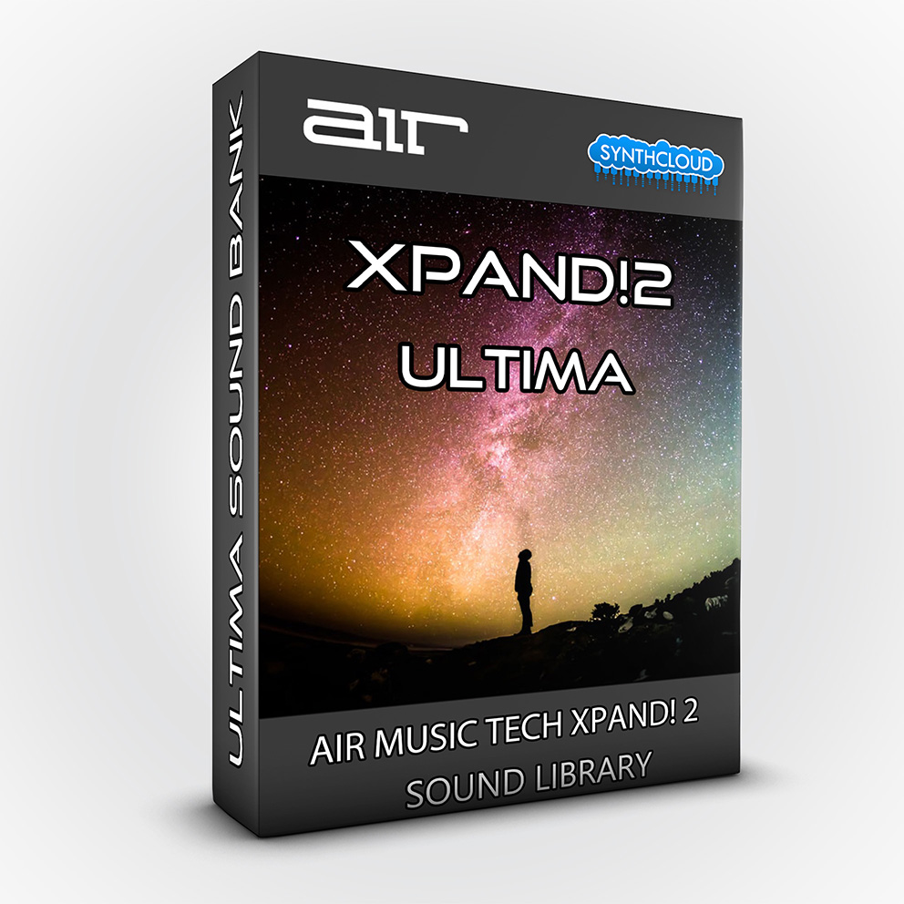 SCL150 - Xpand!2 Ultima - Air Music Tech Xpand!2 2