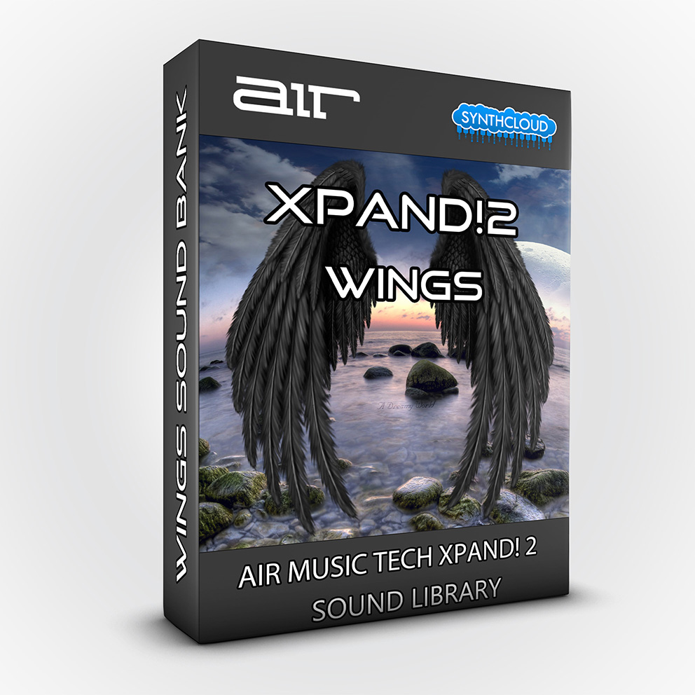 SCL153 - Xpand!2 Wings XP - Air Music Tech Xpand!2 2