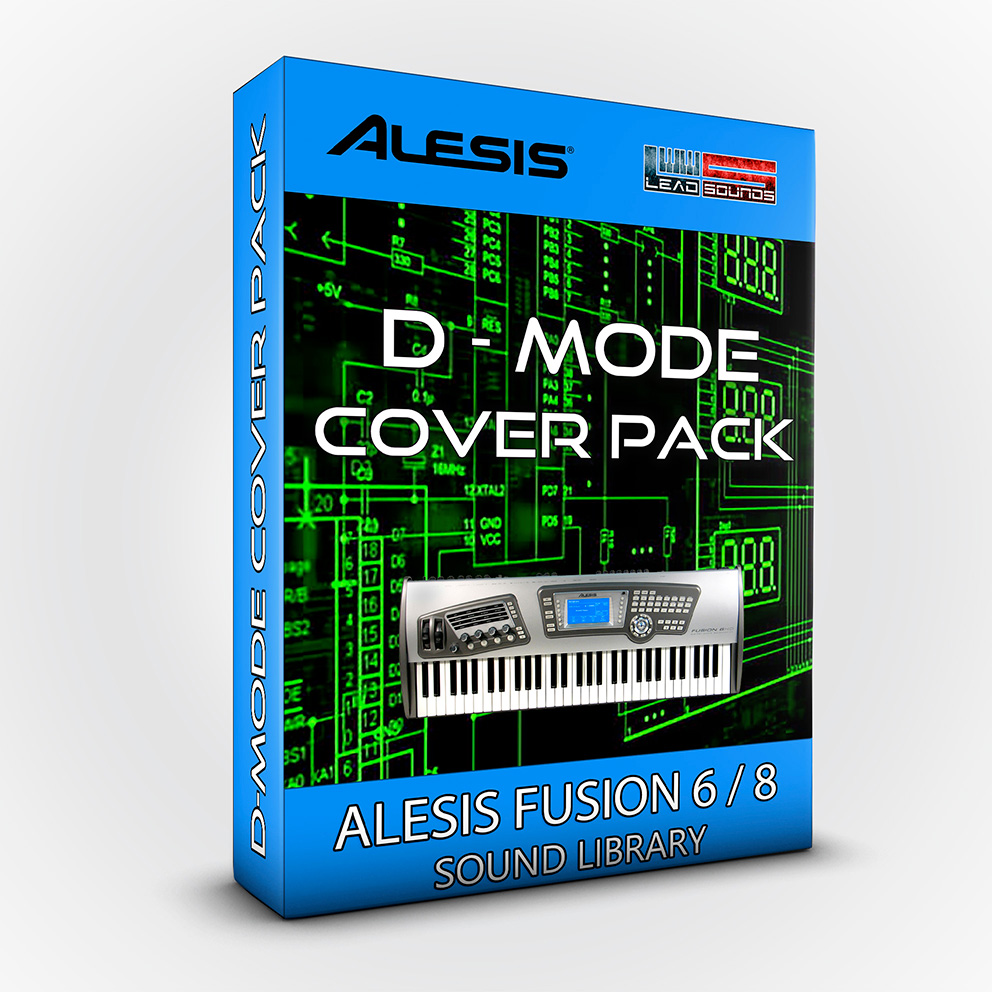 SCL39 - D-Mode Cover Pack - Alesis Fusion 6/8