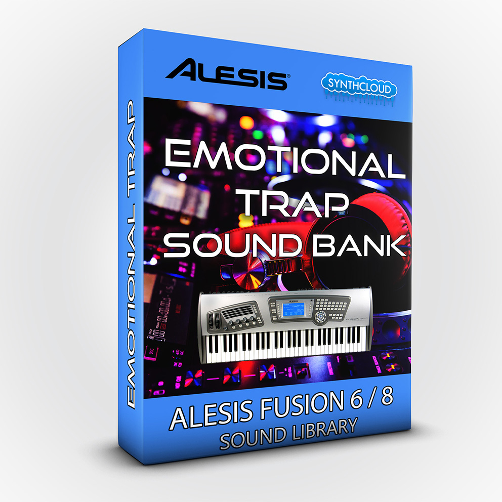 SCL271 - Emotional Trap Sound Bank - Alesis Fusion 6/8