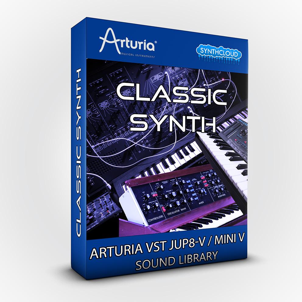 SCL178 - Classic Synth - Arturia VST