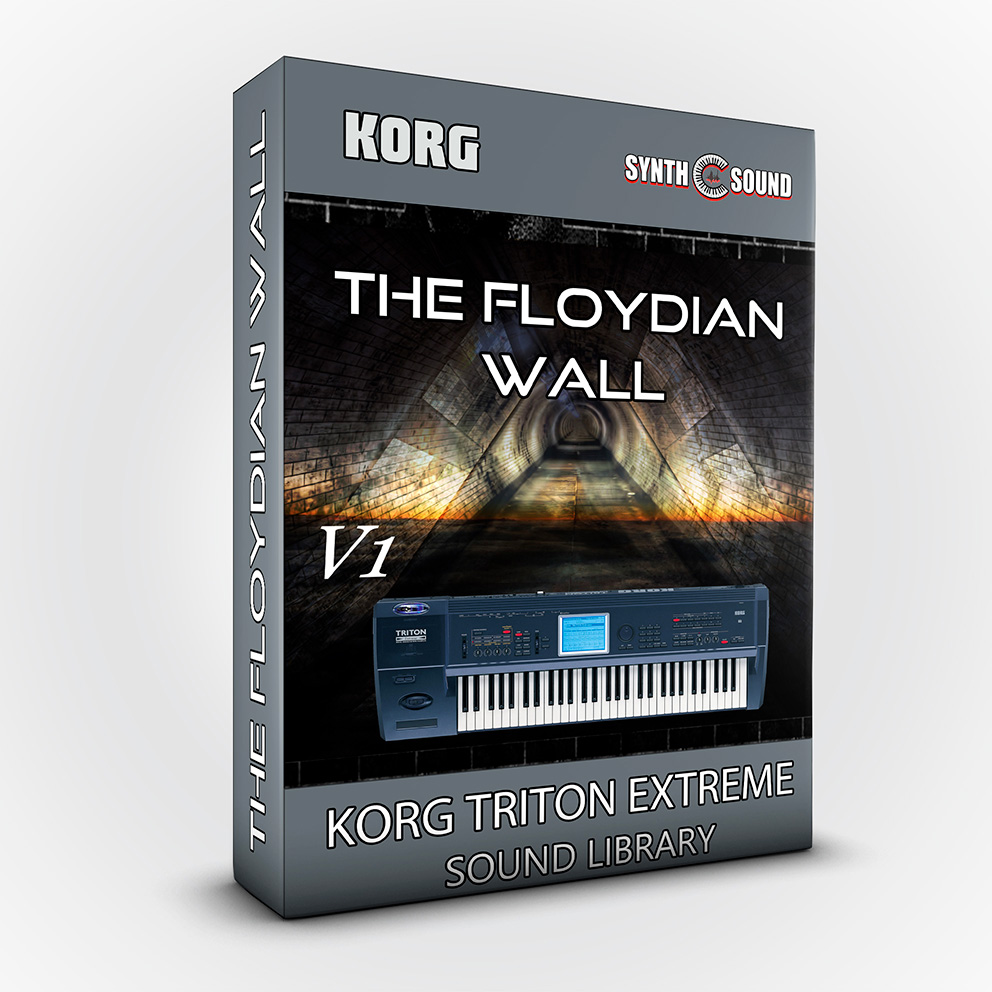 SSX101 - The Floydian Wall V.1 - Korg Triton EXTREME