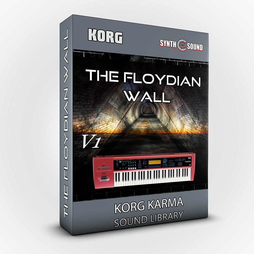 SSX101 - The Floydian Wall V.1 - Korg KARMA