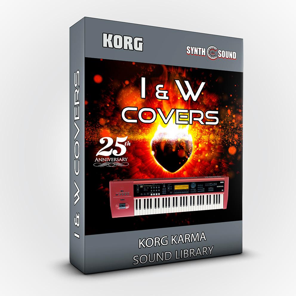 I&W Covers / 25th Anniversary - Korg Karma