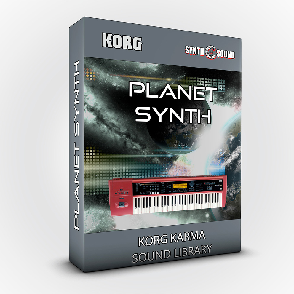 SSX104 - Planet Synth - Korg KARMA