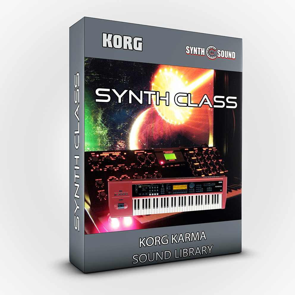 SSX113 - Synth Class - Korg KARMA