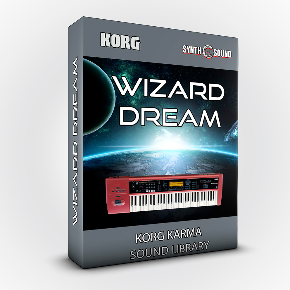 SSX107 - Wizard Dream - Korg KARMA