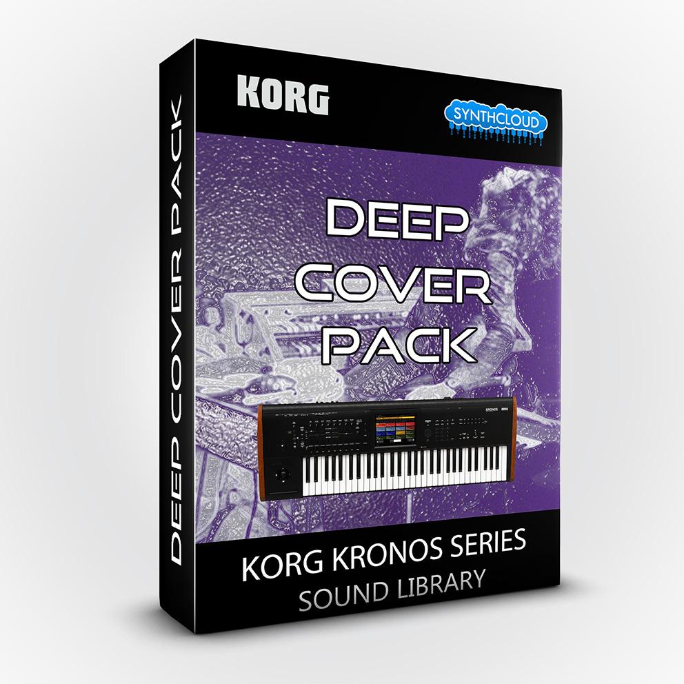 SCL199 - Deep Cover Pack - Korg Kronos Series