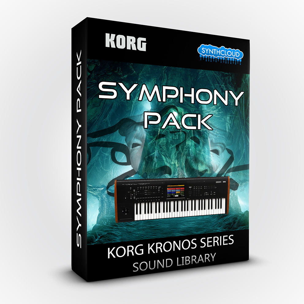 SCL195 - Symphony Pack - Korg Kronos Series