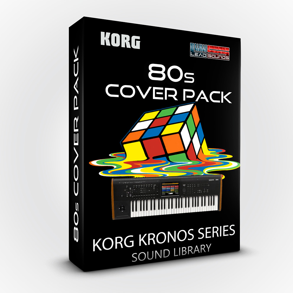 SCL21 - 80s Cover Pack - Korg Kronos Series