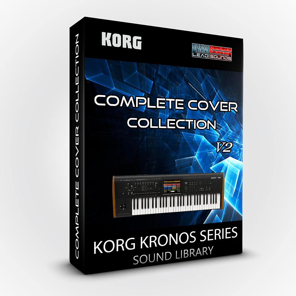 SCL22 - Complete Cover Collection V2 ( Pink Floyd + Queen + Toto + 80's Cover + Bonus DX sounds ) - Korg Kronos