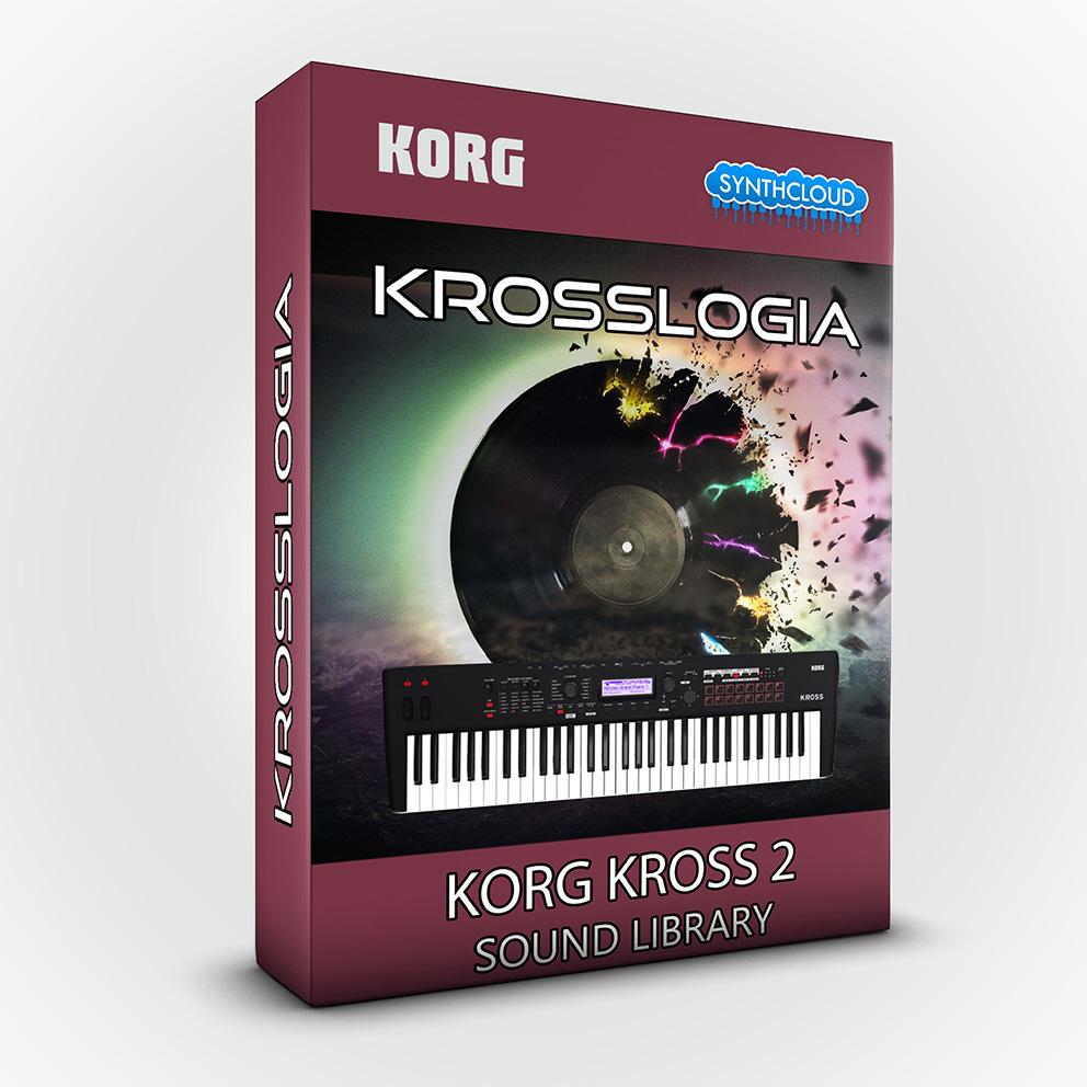 SCL189 - Krosslogia - Korg Kross 2
