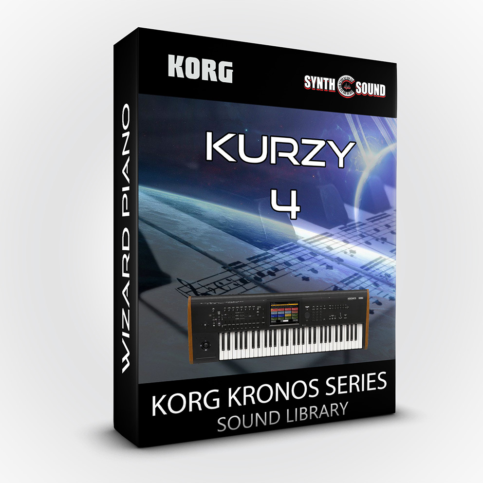 SSX201 - Kurzy 4 - Korg Kronos Series