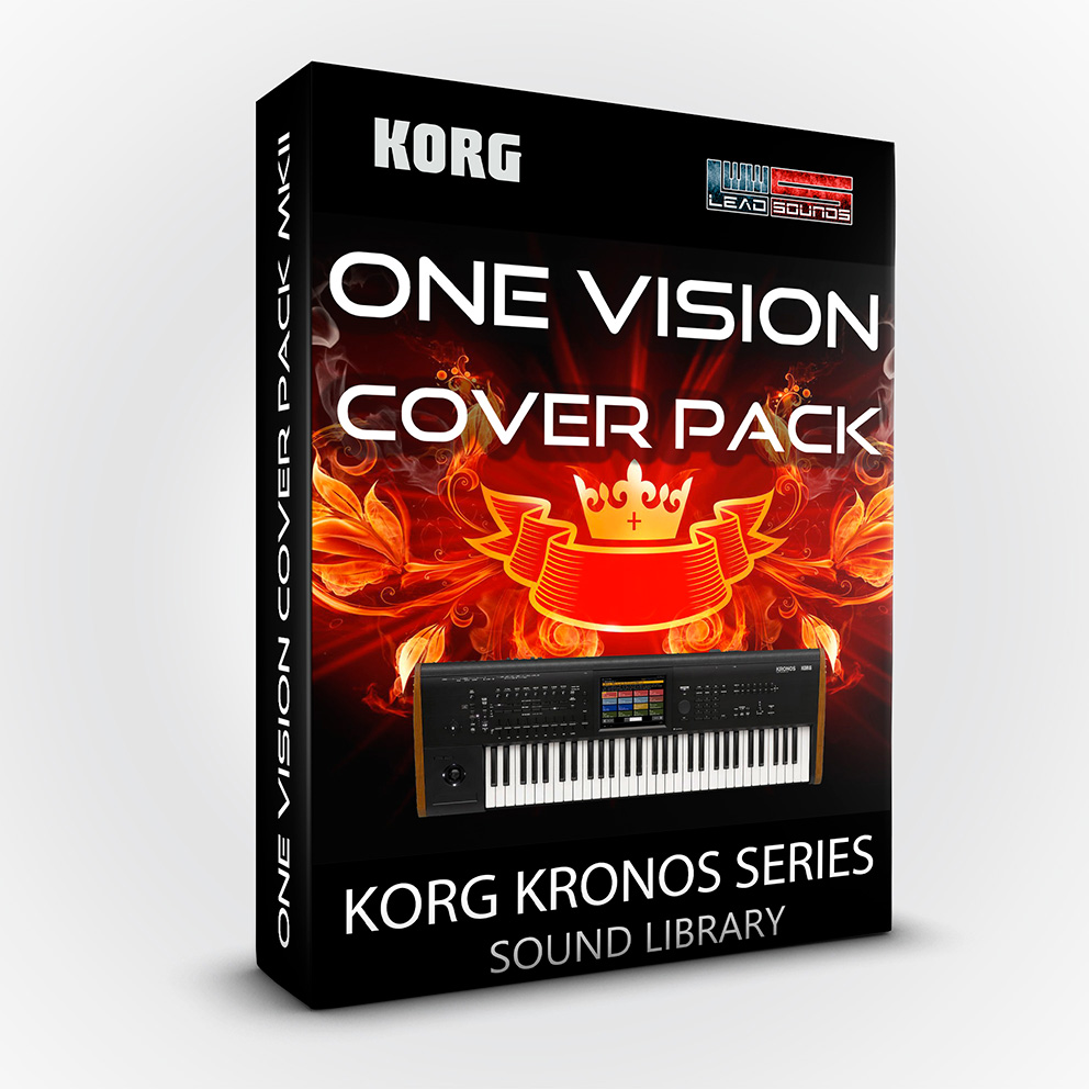 SCL20 - One vision Cover Pack - Korg Kronos Series
