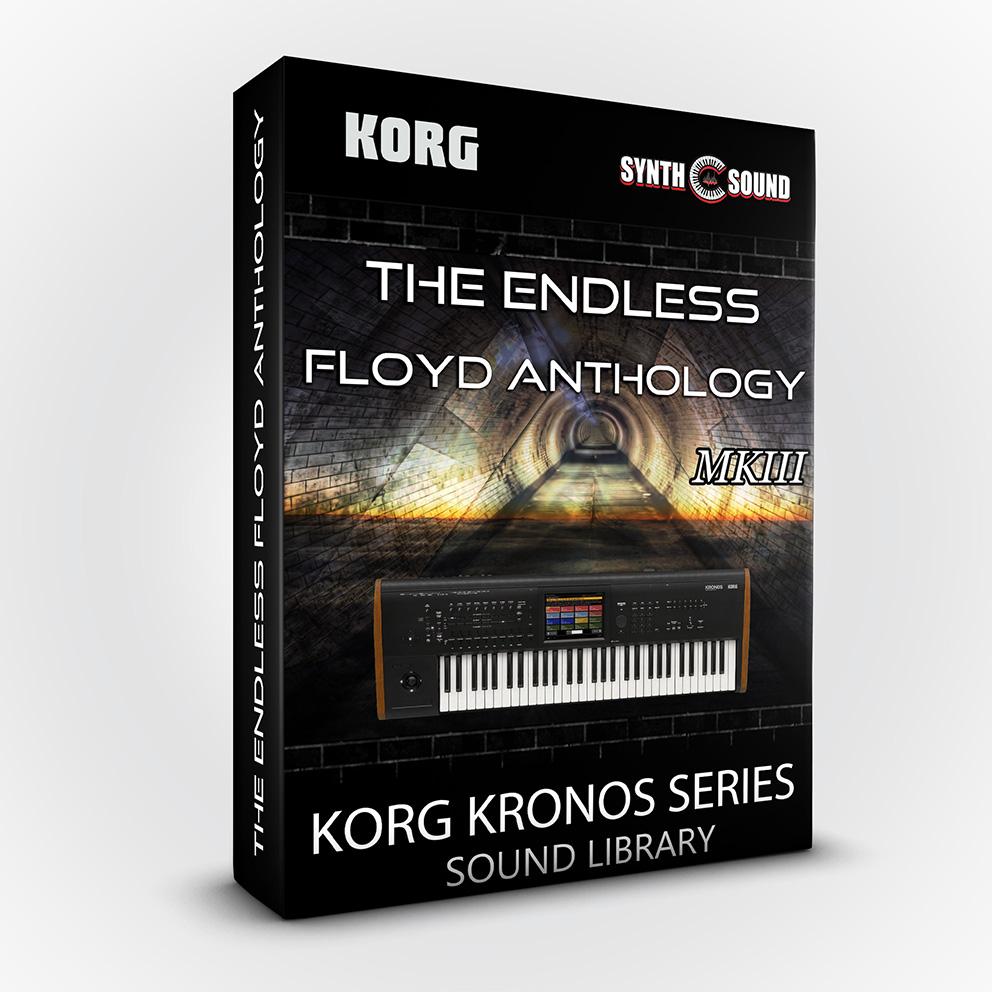 SSX08 - The Endless Floyd Anthology MKIII - Korg Kronos / X / 2 / Platinum / Ls + Bonus