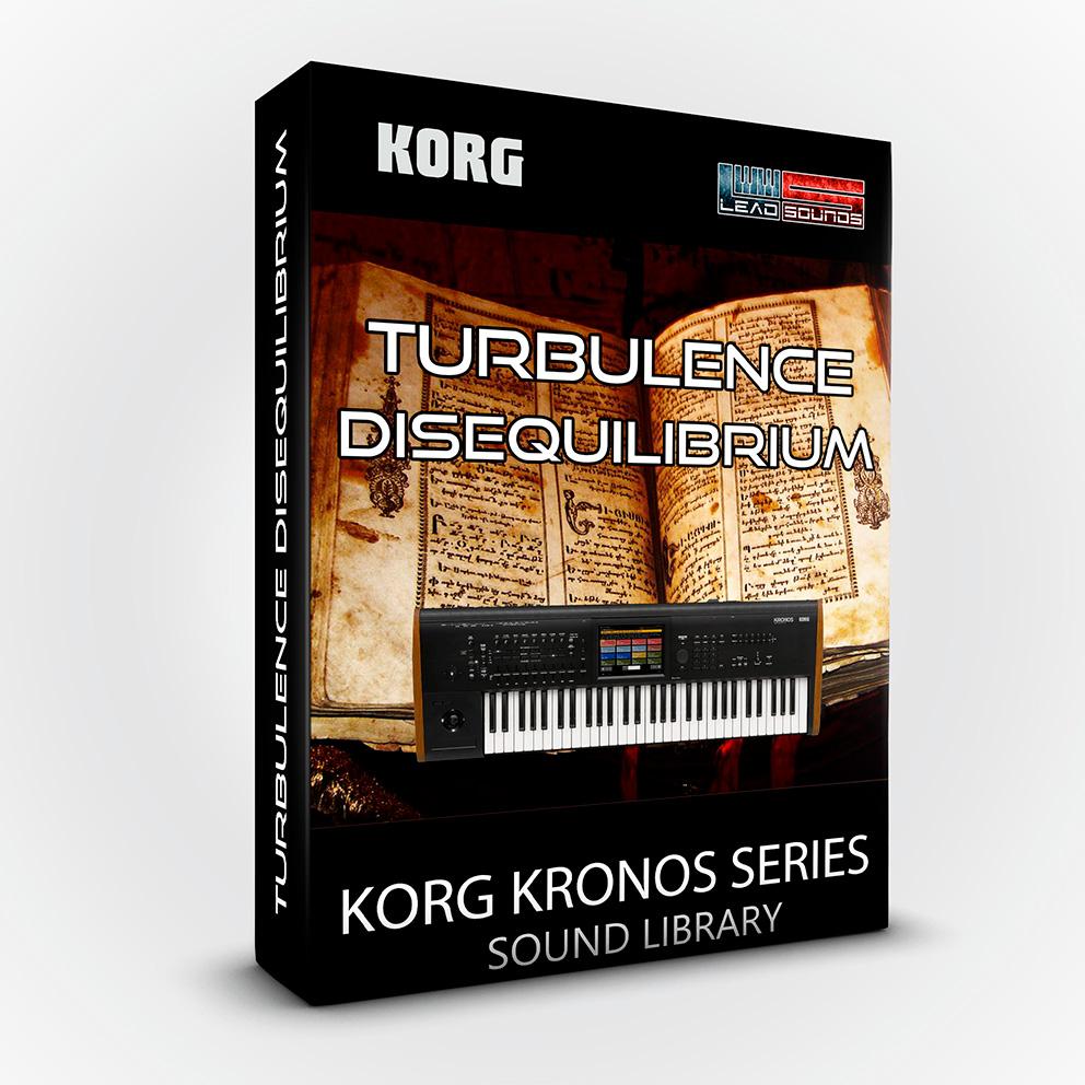 Turbulence Disequilibrium Korg Kronos / X / 2
