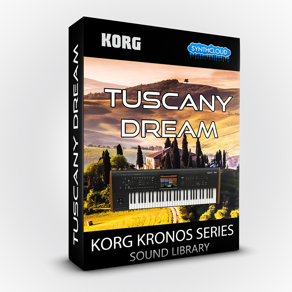 SCL183 - Tuscany Dream - Korg Kronos Series