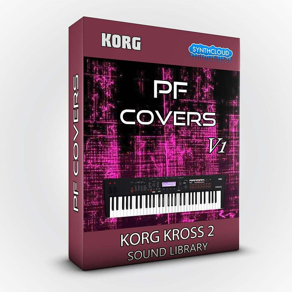 LDX167 - PF Covers V1 - Korg Kross 2