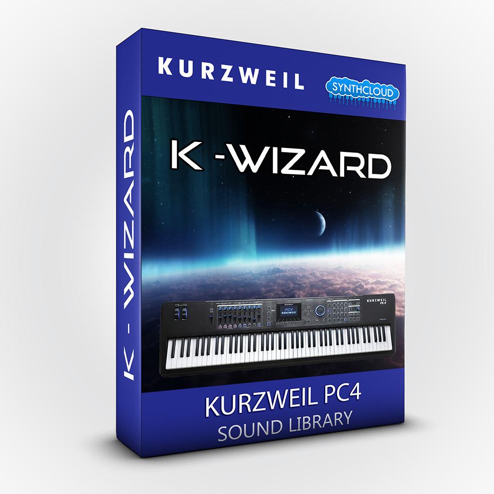LDX139 - K-Wizard - Kurzweil PC4