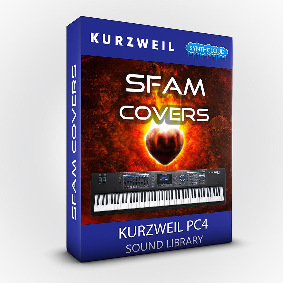 LDX140 - SFAM Covers - Kurzweil PC4