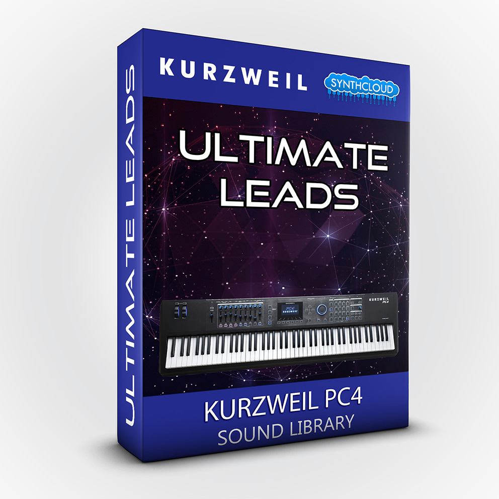LDX176 - Ultimate Leads - Kurzweil PC4