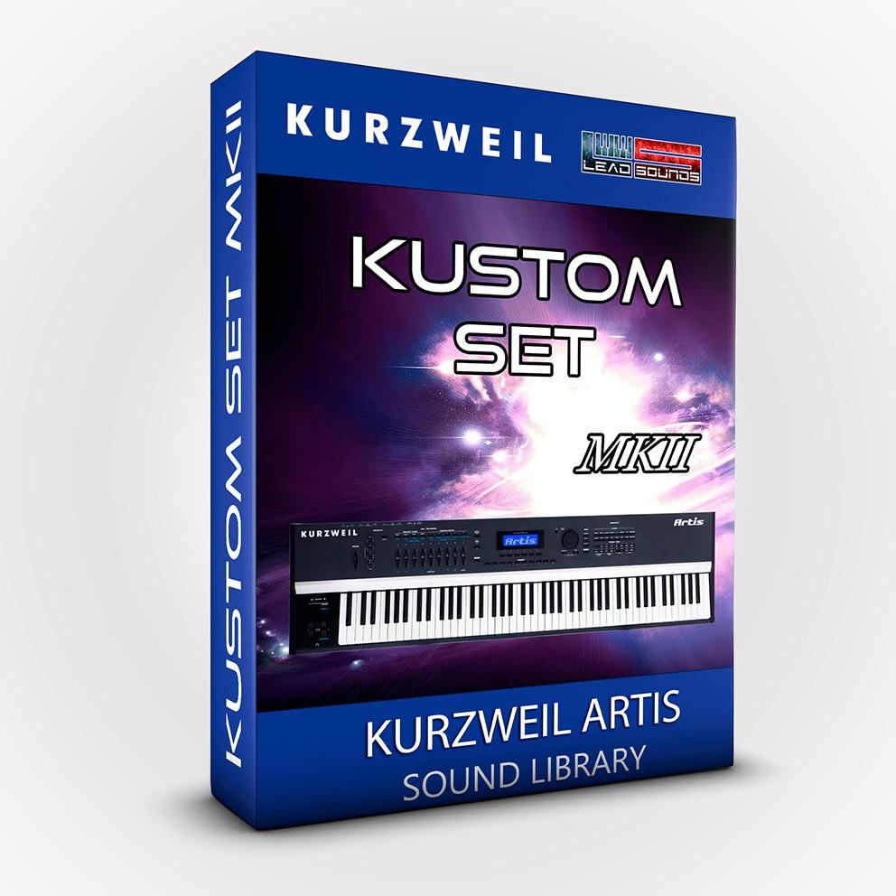 LDX134 - Kustom Set MKII - Kurzweil Artis
