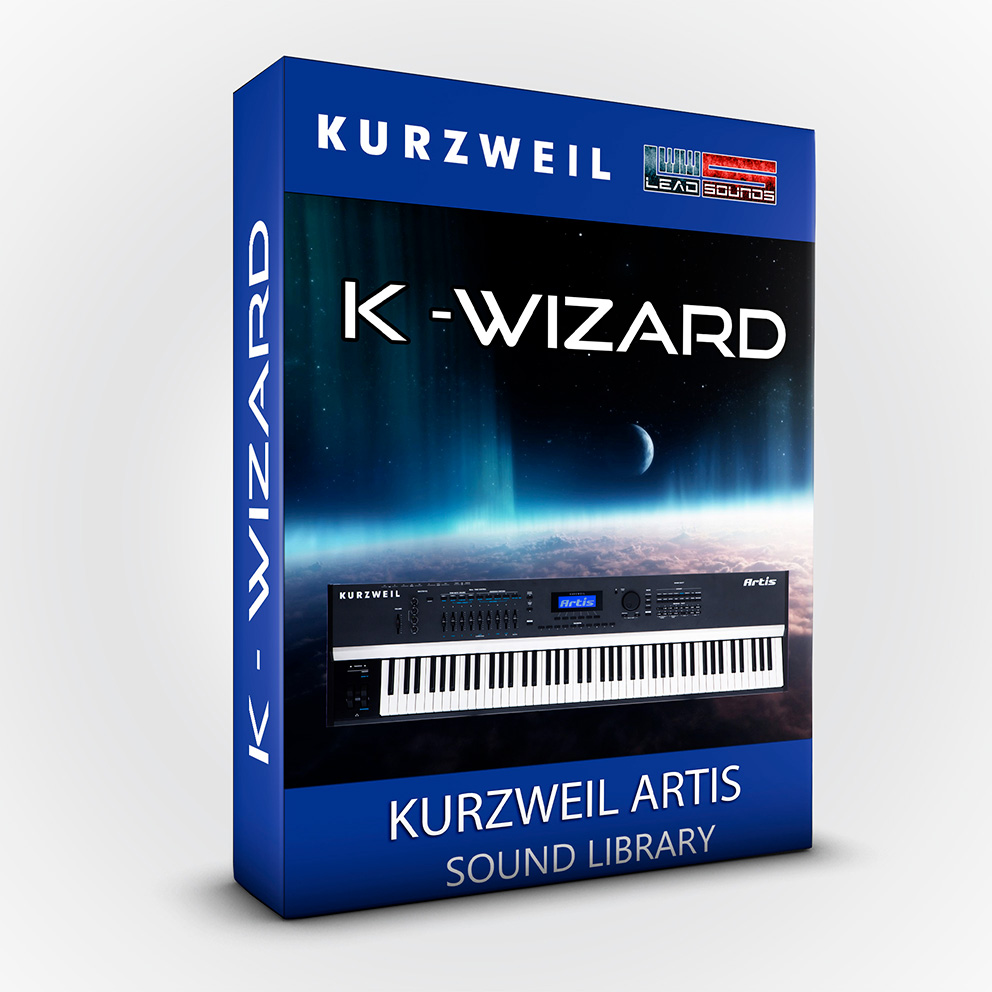 LDX139 - K-Wizard - Kurzweil Artis