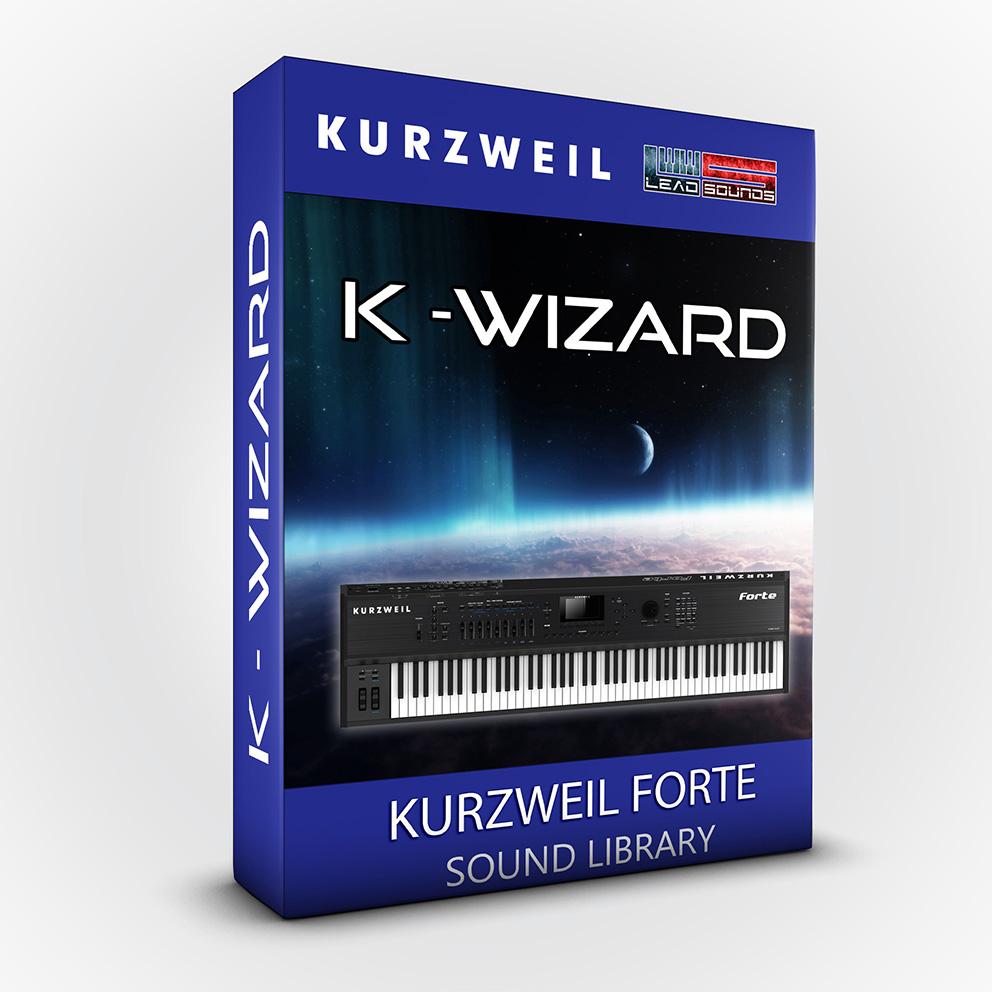 LDX139 - K-Wizard - Kurzweil Forte