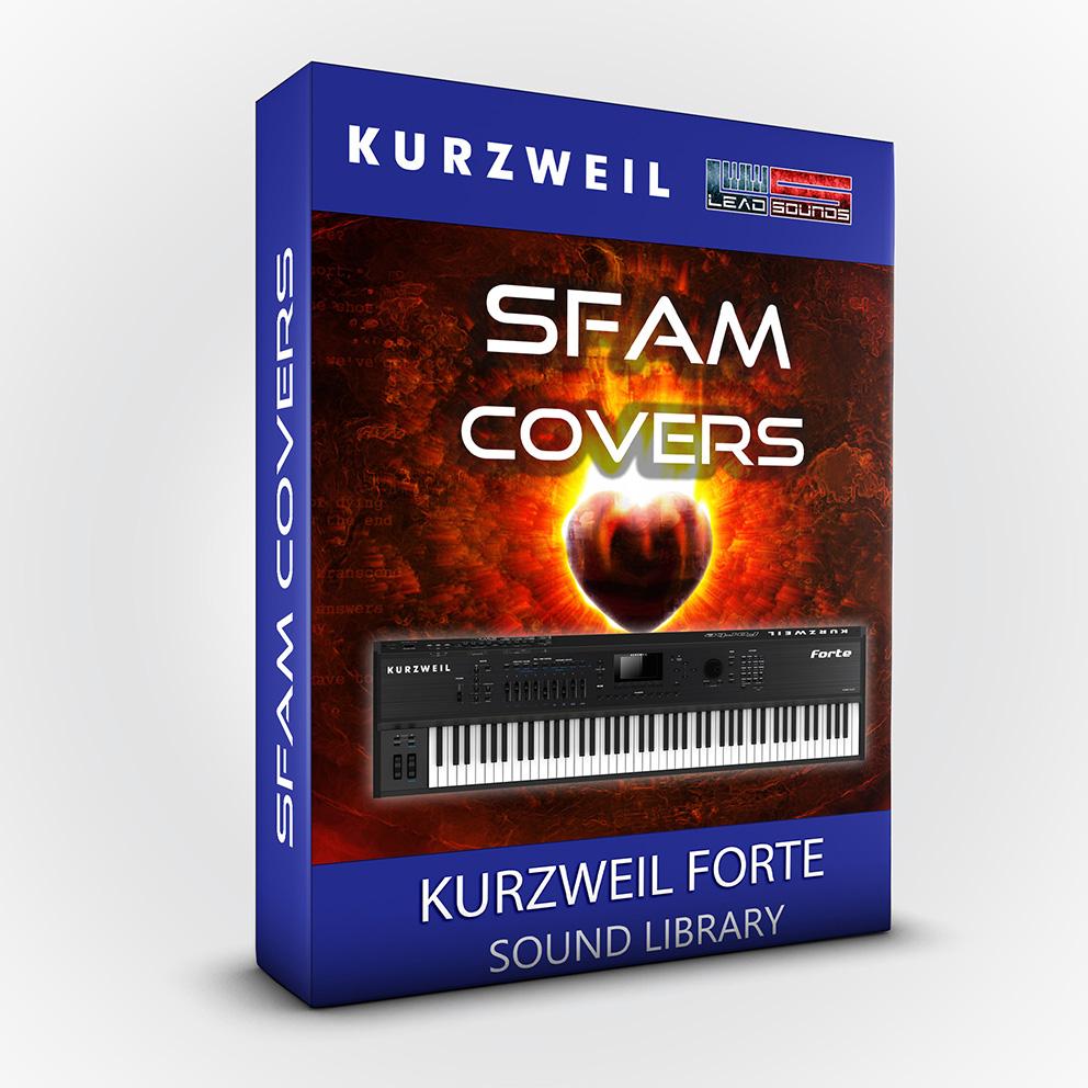 LDX140 - SFAM Covers - Kurzweil Forte