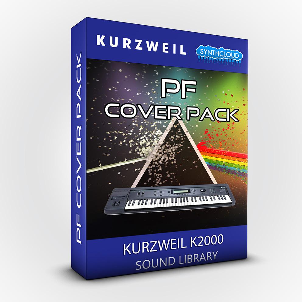 LDX199 - PF Cover Pack  - Kurzweil K2000