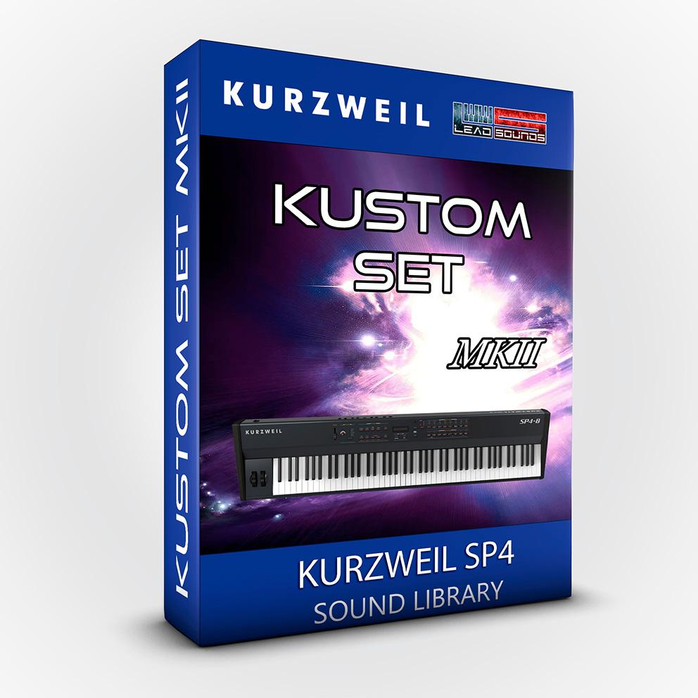 LDX134 - Kustom Set MKII - Kurzweil SP4