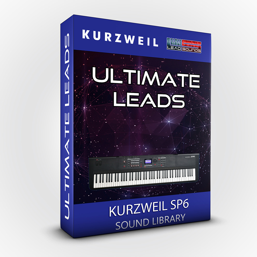 LDX176 - Ultimate Leads - Kurzweil SP6