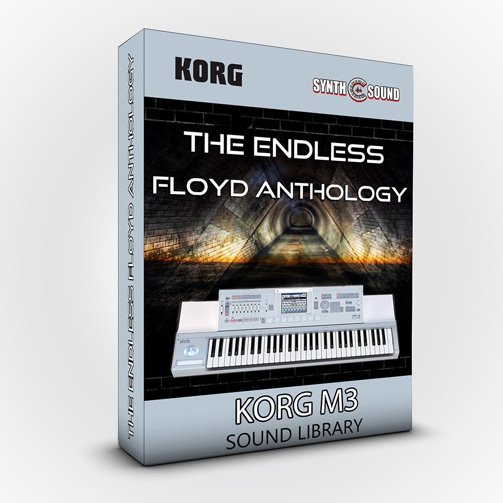 The Endless Floyd Anthology - Korg M3 + Bonus PF Cover MKI