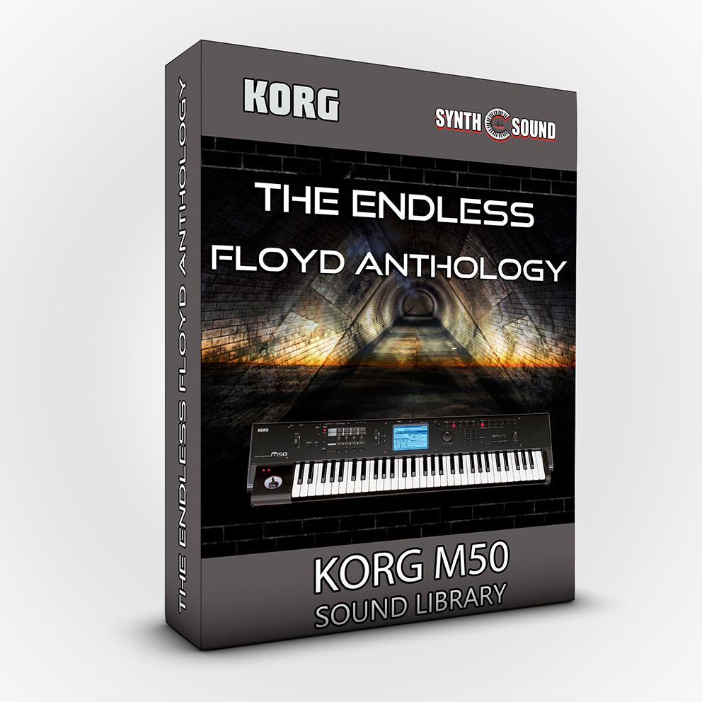 SSX118 - The Endless Floyd Anthology - Korg M50 + Bonus PF Cover MKII