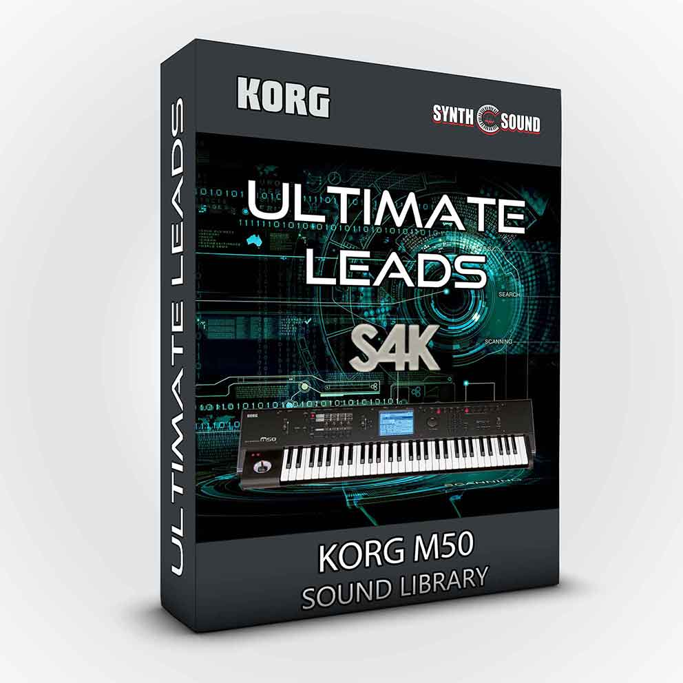 S4K102 - Ultimate Leads S4K - Korg M50