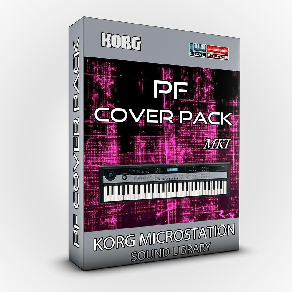 LDX167 - PF Cover Pack MKI - Korg Microstation