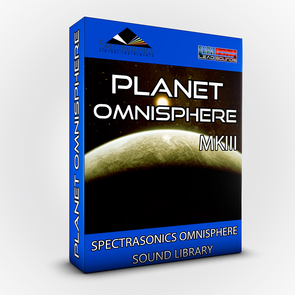 Planet Omnisphere MKIII - Spectrasonics Omnisphere
