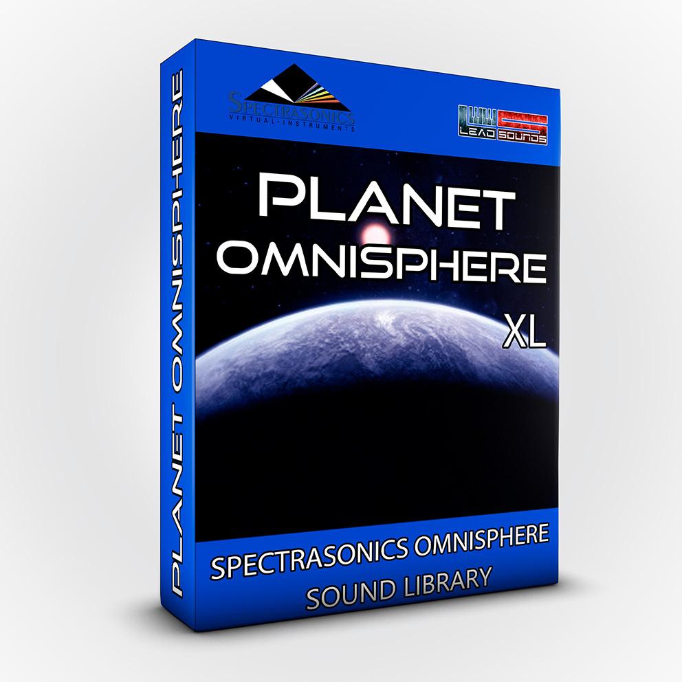 SCL44 - Planet Omnisphere XL - Spectrasonics Omnisphere