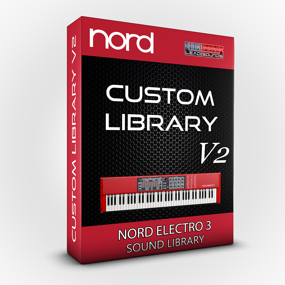 SCL76 - Custom Library V2 - Splits and Layers - Nord Electro 3