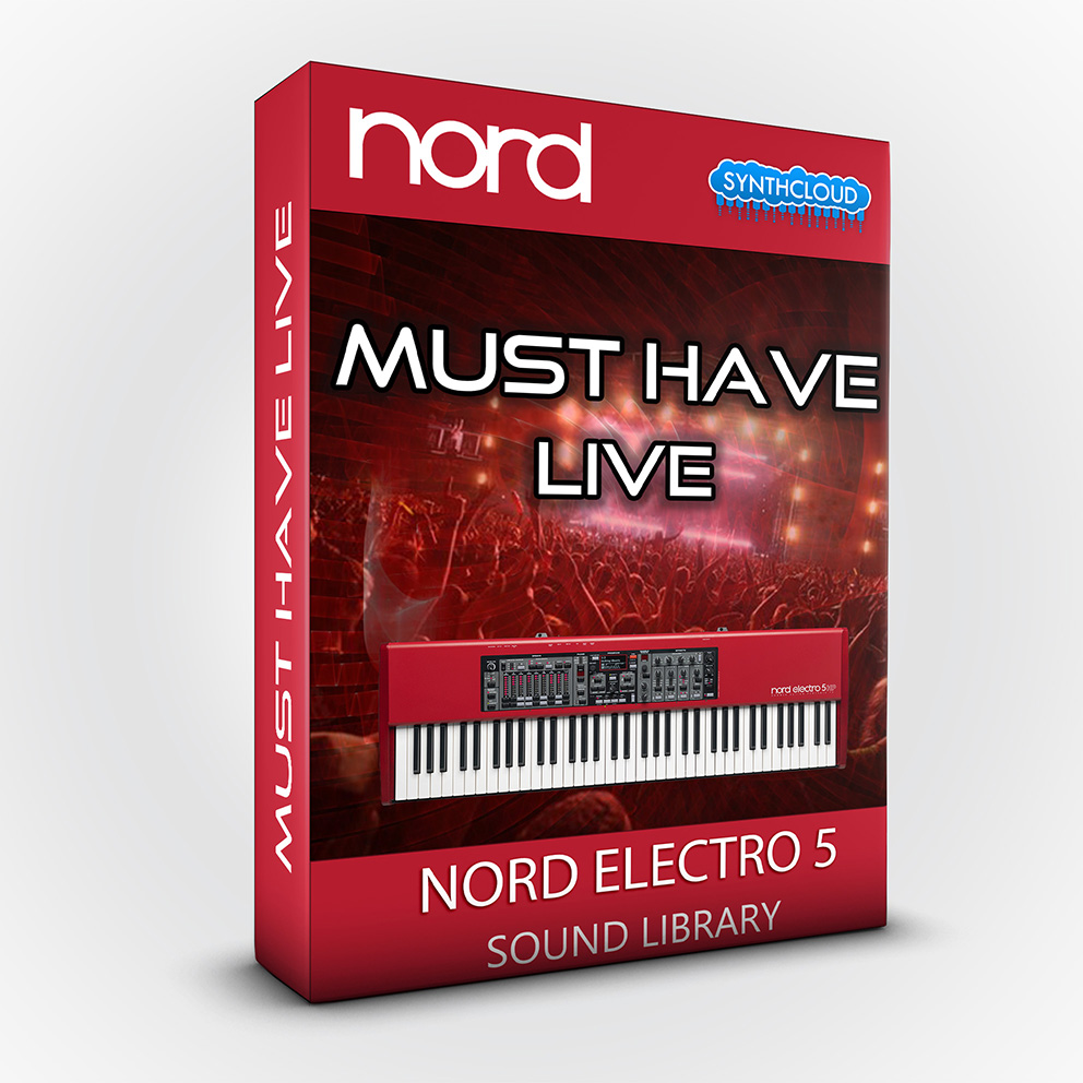 ASL016 - Must Have Live - Nord Electro 5 Series