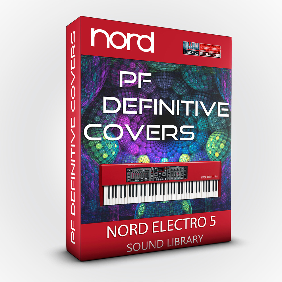 SCL66 - PF Definitive Covers - Nord Electro 5 Series