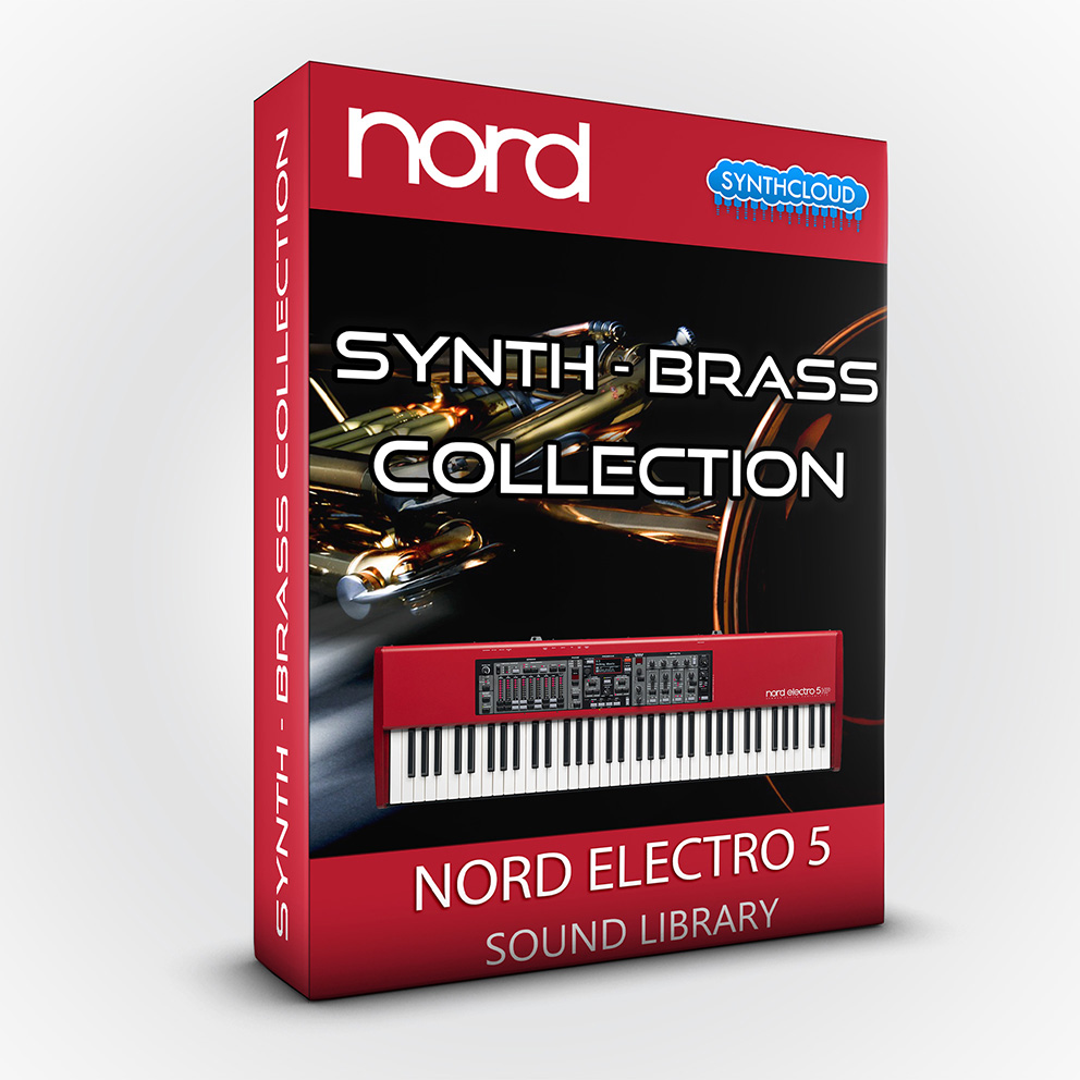 synthcloud_nordelectro5_synth_brasscollection