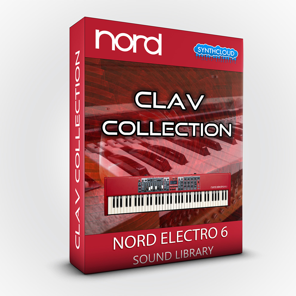 ASL009 - Clav Collection - Nord Electro 6 Series