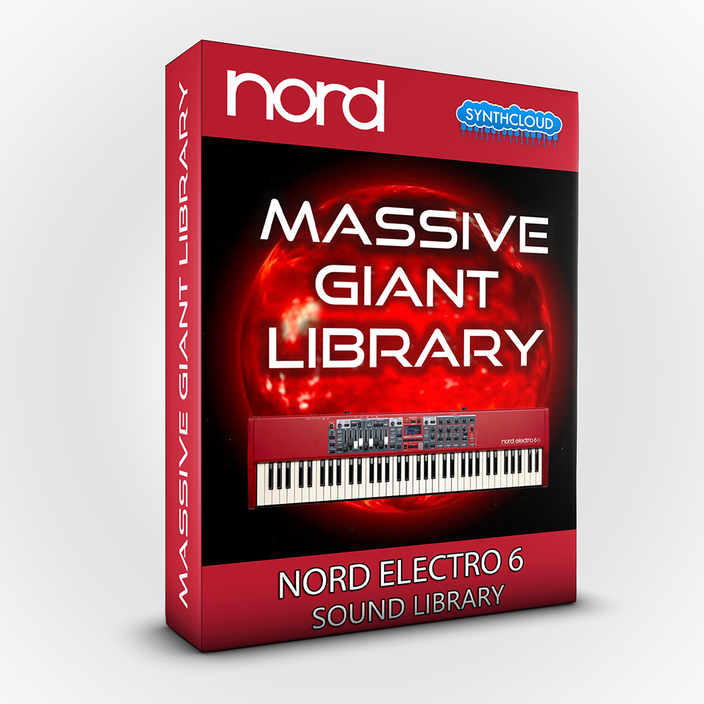 ASL004 - Massive Giant Library - Nord Electro 6 Series